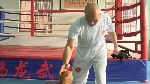 Mistrz kung fu - Sputnik Polska