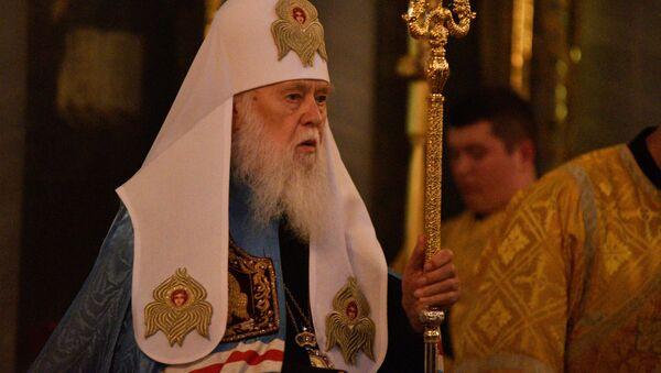 Patriarcha Filaret - Sputnik Polska