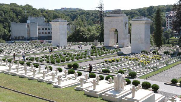 Cmentarz Orląt we Lwowie - Sputnik Polska