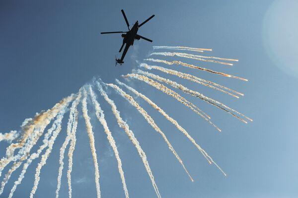 Mi-28 – dwumiejscowy śmigłowiec szturmowy - Sputnik Polska