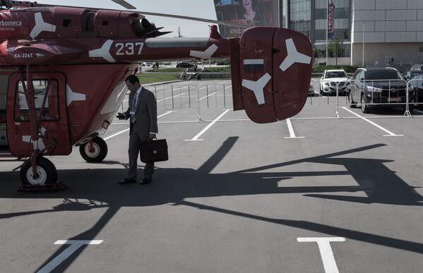 Ka-226 – rosyjski śmigłowiec wielozadaniowy - Sputnik Polska