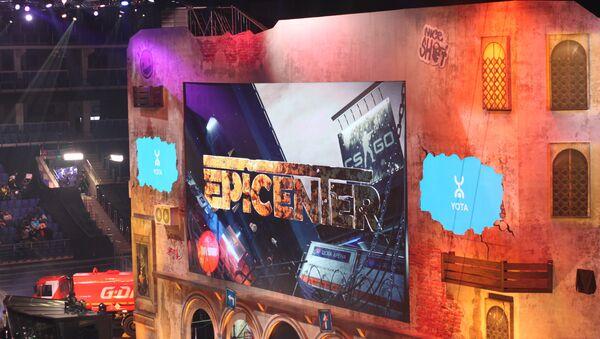EPICENTER CS:GO - Sputnik Polska