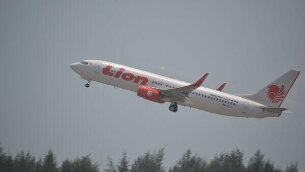 Samolot pasażerski Lion Air - Sputnik Polska