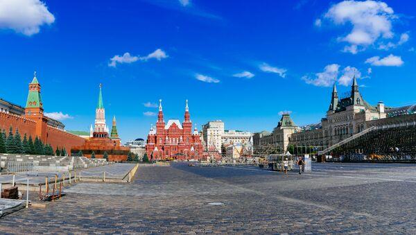 Plac Czerwony - Sputnik Polska