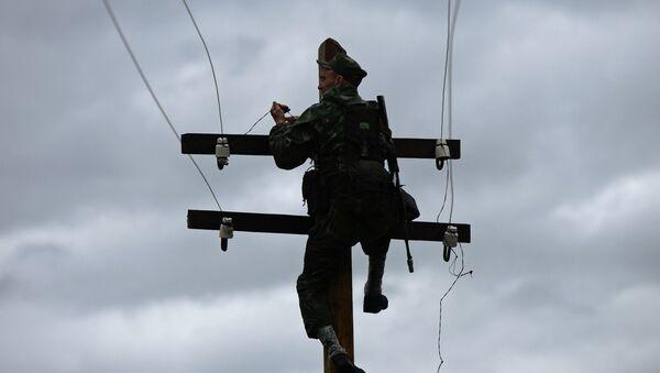 Wywiadowca wojskowy - Sputnik Polska