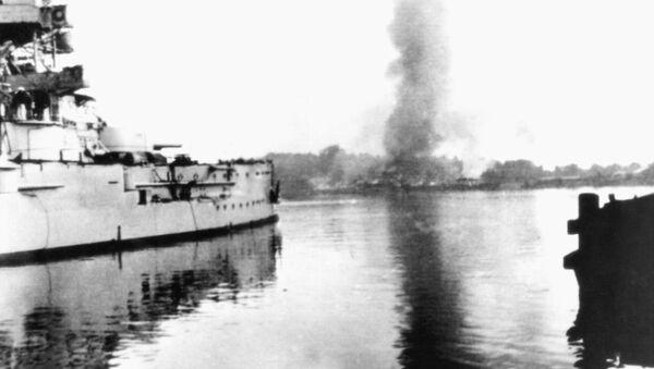 Bombardowanie Polski w czasie II Wojny Światowej - Sputnik Polska