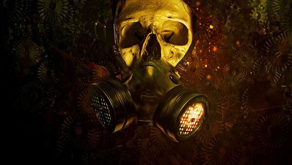 Maska gazowa - Sputnik Polska