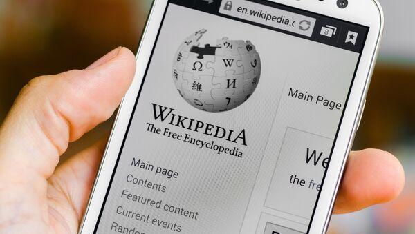 Wikipedia - Sputnik Polska