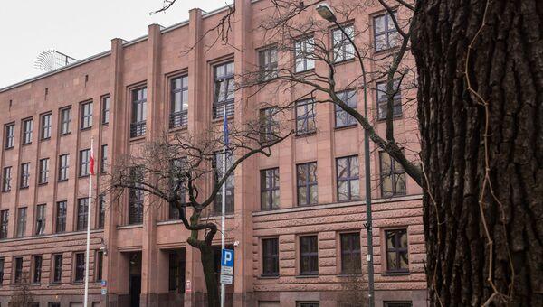 Budynek MSZ Polski - Sputnik Polska
