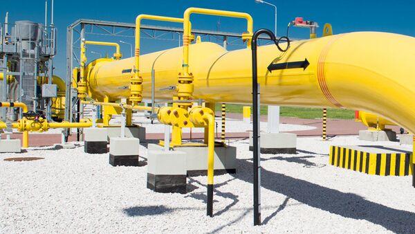 Projekt gazociągu Baltic Pipe  - Sputnik Polska