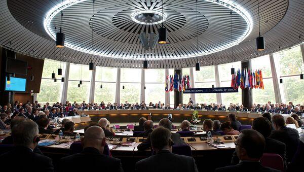 Europejski Trybunał Praw Człowieka w Strasburgu - Sputnik Polska