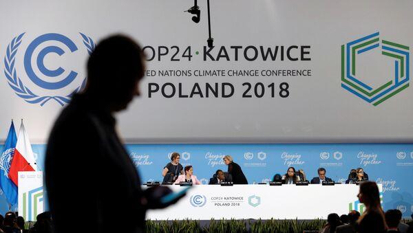 Szczyt klimatyczny w Katowicach - Sputnik Polska