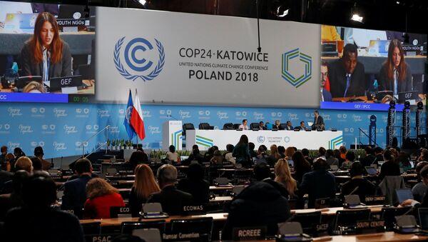 COP24 w Katowicach - Sputnik Polska