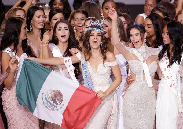 Miss World 2018 Vanessa Ponce de Leon - Sputnik Polska