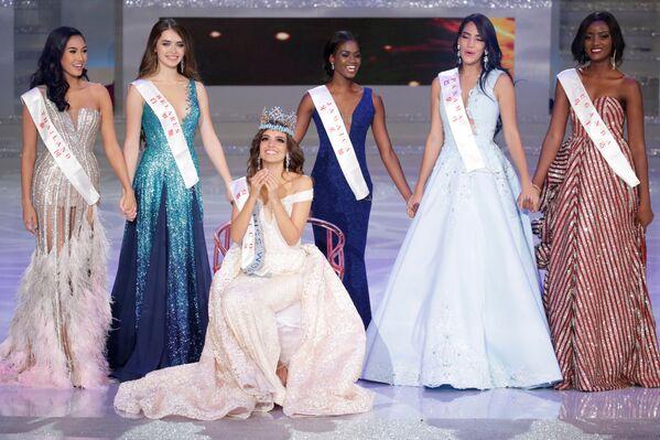 Miss Meksyk i Miss World 2018 Vanessa Ponce de Leon - Sputnik Polska