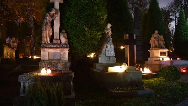 Cmentarz Łyczakowski, Lwów - Sputnik Polska