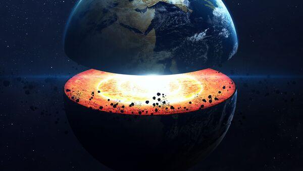 Struktura Ziemi - Sputnik Polska