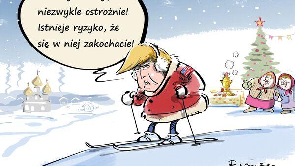 Jest już czysto, możecie jechać! - Sputnik Polska