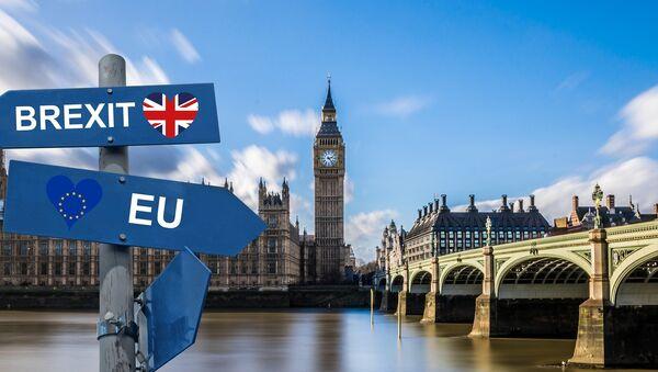 Westminster, Londyn - Sputnik Polska