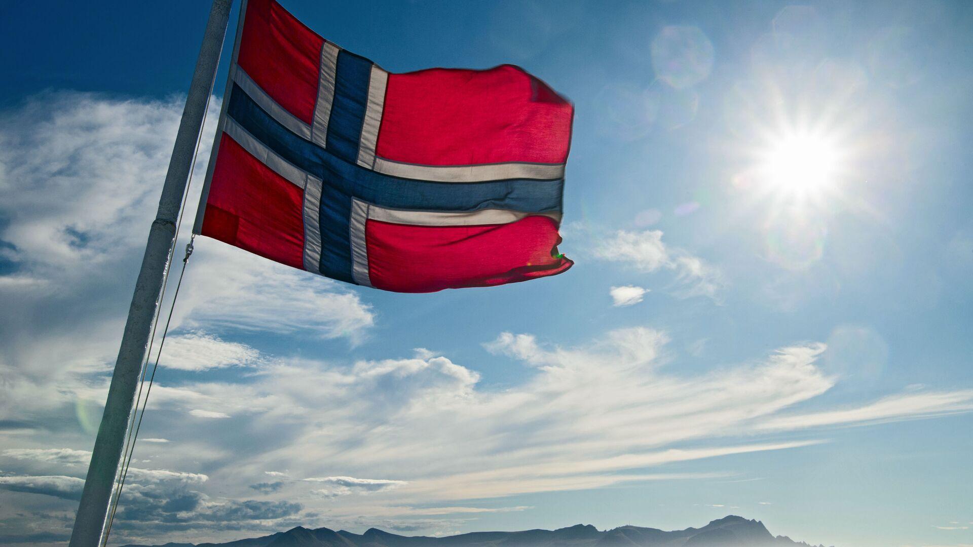 Flaga Norwegii - Sputnik Polska, 1920, 12.10.2021