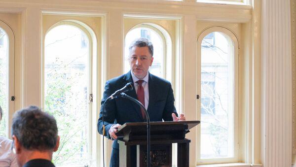 Specjalny wysłannik USA ds. Ukrainy Kurt Volker - Sputnik Polska