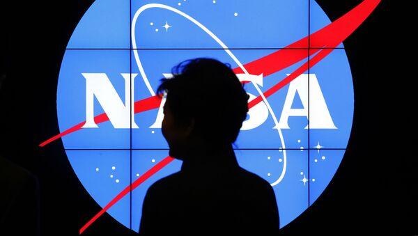 Logo NASA - Sputnik Polska