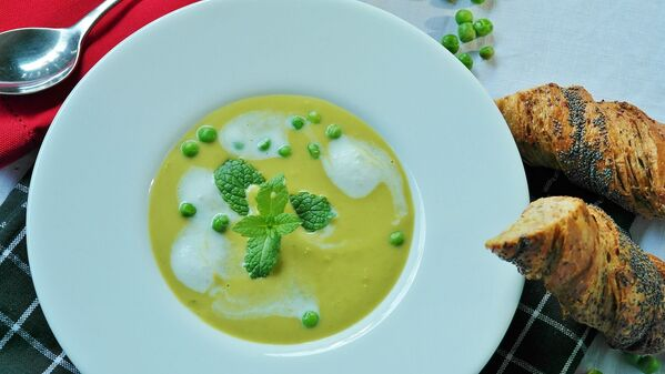 Francuska zupa krem - Sputnik Polska