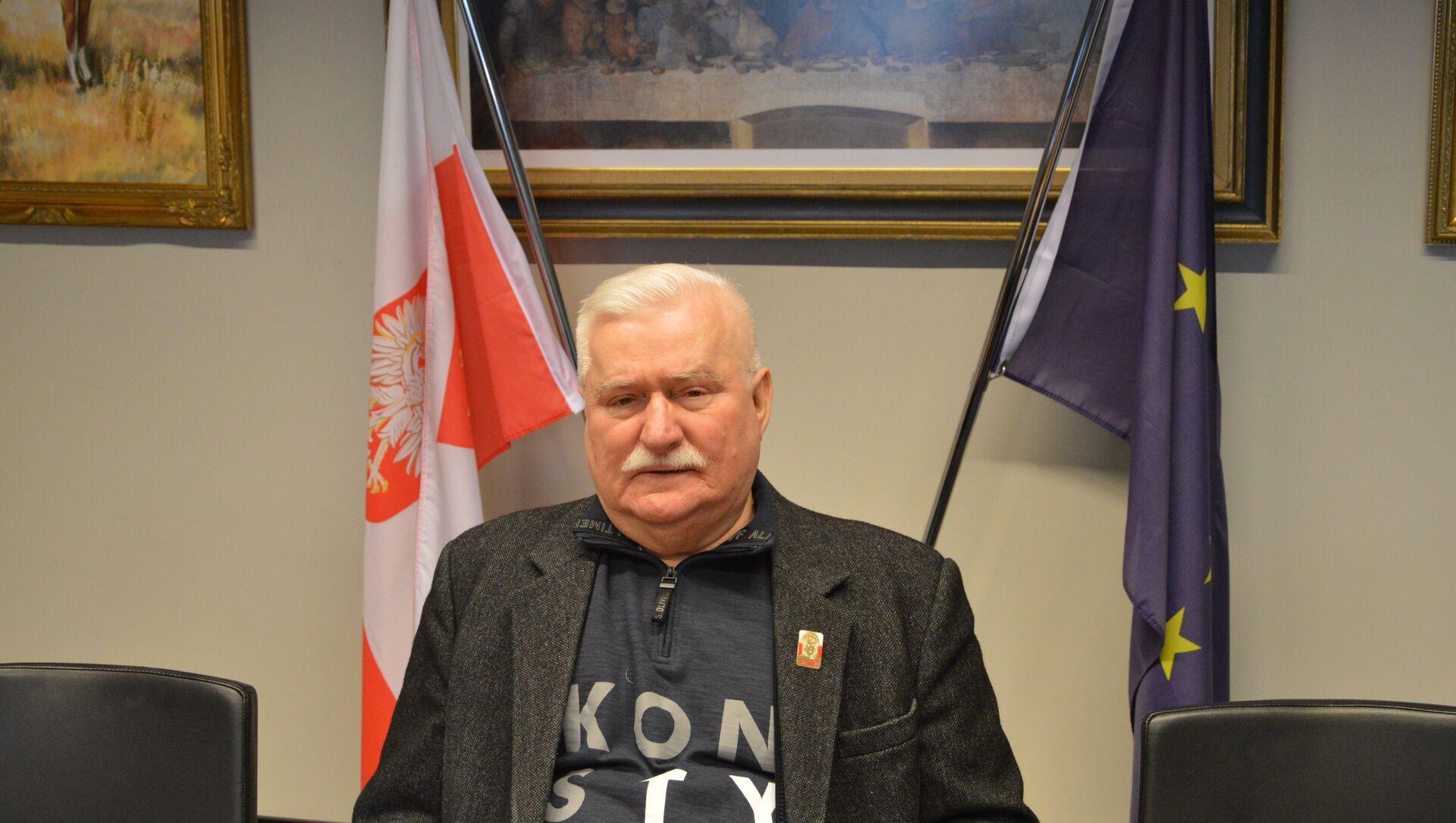 Lech Wałęsa - Sputnik Polska, 1920, 14.03.2021