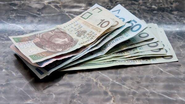 Polskie banknoty - Sputnik Polska