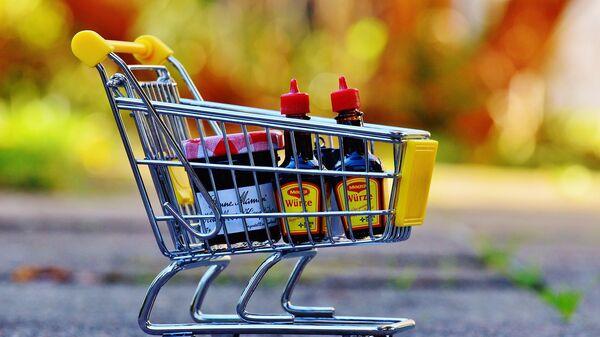 Shopping trolley - Sputnik Polska