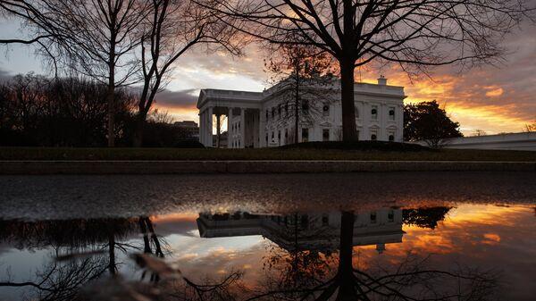 Biały Dom, Waszyngton - Sputnik Polska