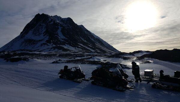 Spitsbergen - Sputnik Polska
