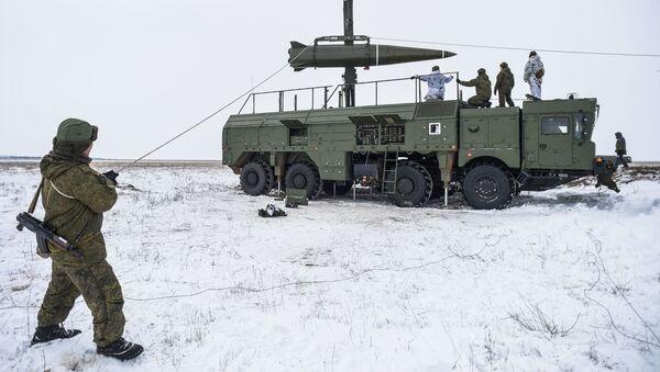 Iskander-M - Sputnik Polska