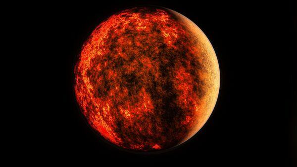 Planeta Słońce - Sputnik Polska