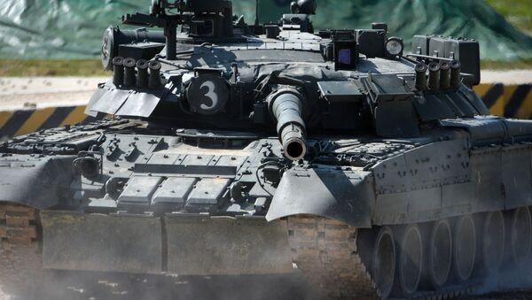 Rosyjski czołg T-90 - Sputnik Polska