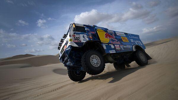 Kamaz Master podczas rajdu Dakar - Sputnik Polska
