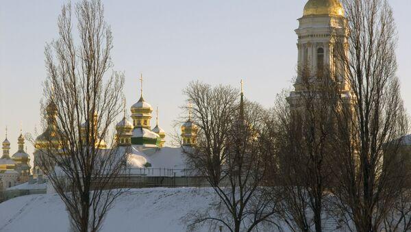 Cerkiew Zbawiciela na Berestowie, Ukraina - Sputnik Polska