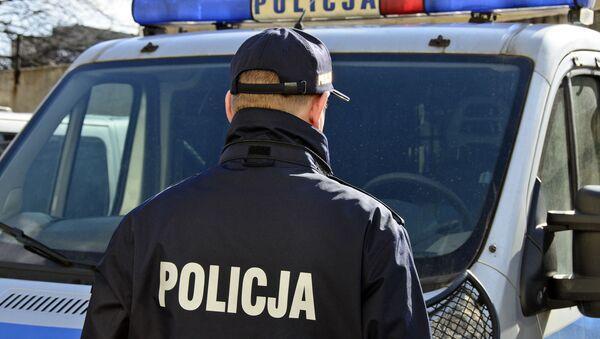 Policja, policjant - Sputnik Polska