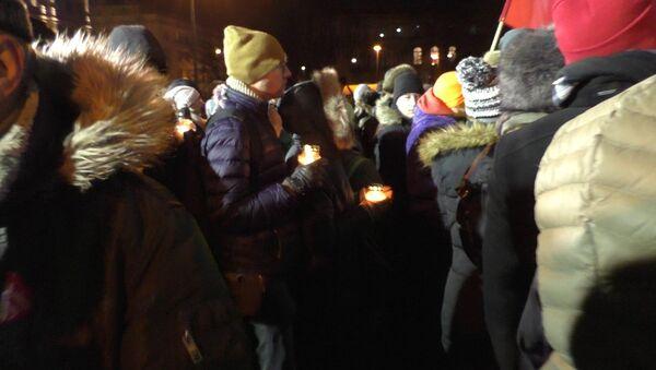Marsz przeciw nienawiści - Sputnik Polska