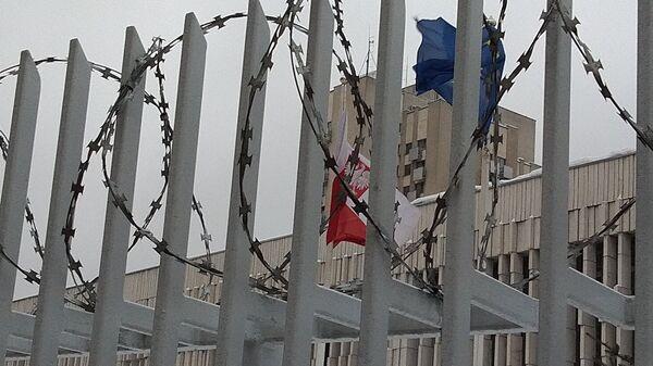 Ambasada Rzeczypospolitej Polskiej w Moskwie - Sputnik Polska
