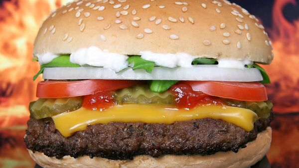 Burger - Sputnik Polska