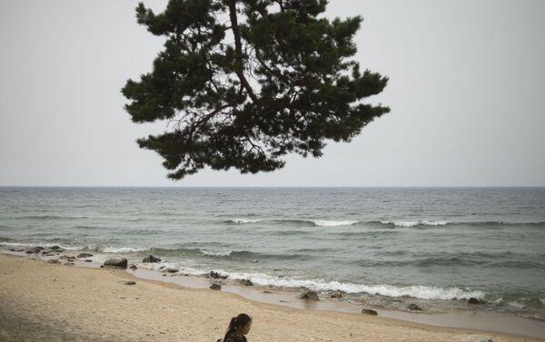Widoki jeziora Bajkał - Sputnik Polska