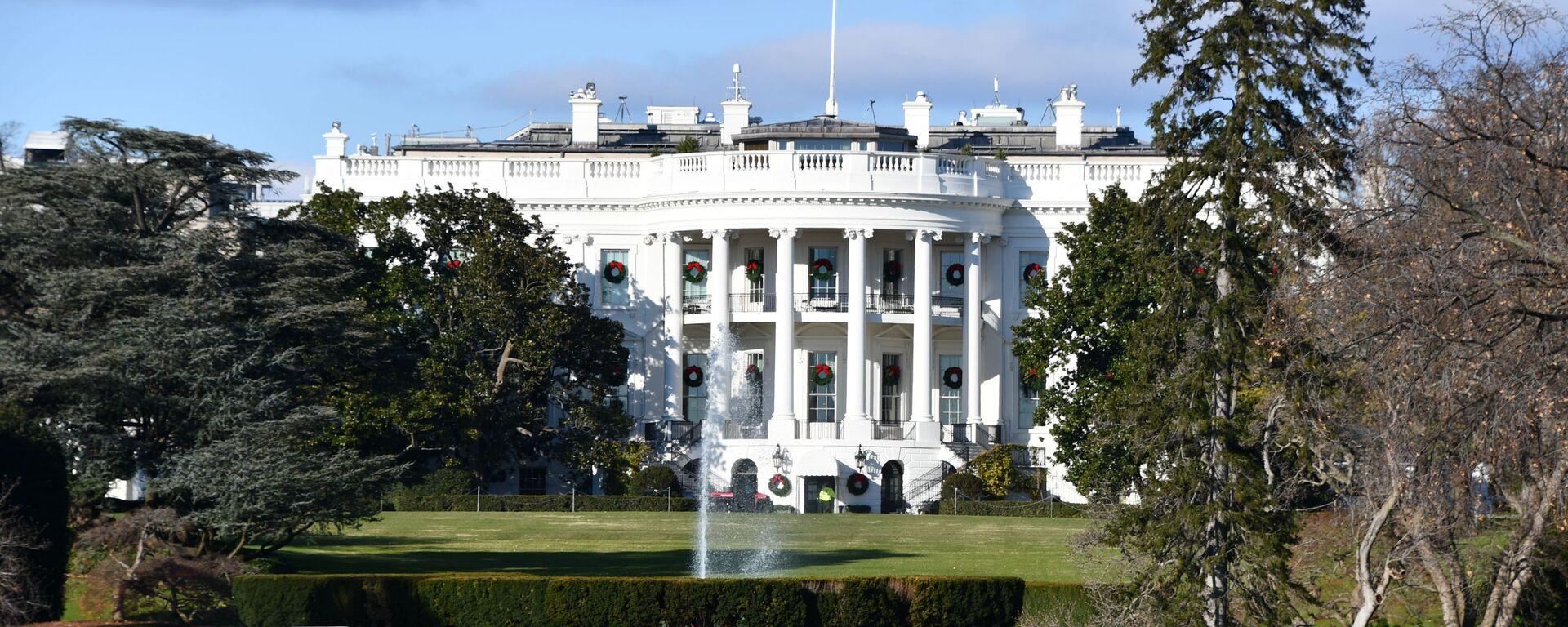 Biały Dom w Waszyngtonie - Sputnik Polska, 1920, 23.07.2021