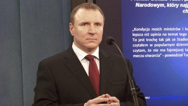 Jacek Kurski, prezes TVP - Sputnik Polska