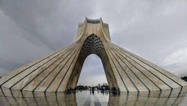 Wieża Wolności w Teheranie - Sputnik Polska