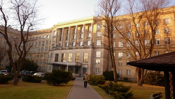 Budynek Agencji Bezpieczeństwa Wewnętrznego w Polsce - Sputnik Polska