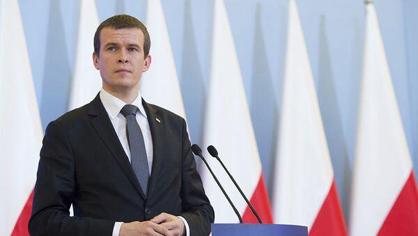 Witold Bańka - Sputnik Polska