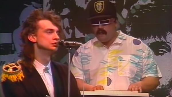"""Występ grupy """"Sojusz"""", 1980 - Sputnik Polska"""