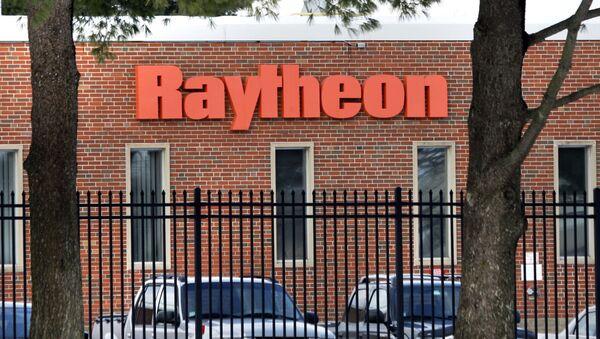 Logotyp firmy Raytheon - Sputnik Polska