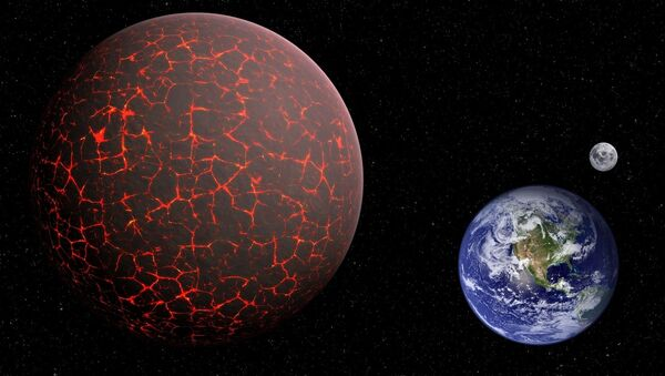 Nibiru, Ziemia i Księżyc - Sputnik Polska